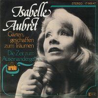 Cover Isabelle Aubret - Gärten, geschaffen zum Träumen