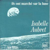 Cover Isabelle Aubret - Ils ont marché sur la lune
