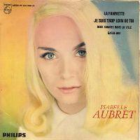 Cover Isabelle Aubret - La fanette