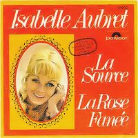 Cover Isabelle Aubret - La source