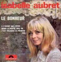 Cover Isabelle Aubret - Le bonheur