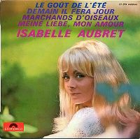 Cover Isabelle Aubret - Le gout de l'été