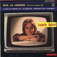 Cover Isabelle Aubret - Les gars de n'importe où