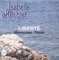 Cover Isabelle Aubret - Liberté
