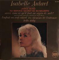Cover Isabelle Aubret - Savez-vous ce qu'il faut au sapin de Noël?
