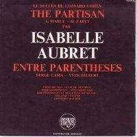 Cover Isabelle Aubret - The Partisan