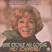 Cover Isabelle Aubret - Une étoile au cœur