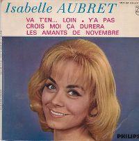 Cover Isabelle Aubret - Va t'en...loin