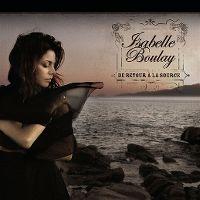 Cover Isabelle Boulay - De retour à la source