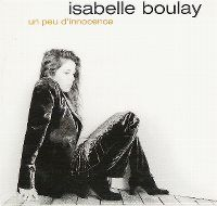 Cover Isabelle Boulay - Un peu d'innocence