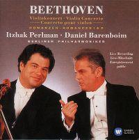 Cover Itzhak Perlman / Berliner Philharmoniker / Daniel Barenboim - Beethoven