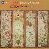 Cover Itzhak Perlman / London Philharmonic Orchestra / Rodney Friend - Vivaldi: The Four Seasons