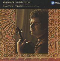 Cover Itzhak Perlman / Seiji Ozawa / London Philharmonic Orchestra - Wieniawski: The Two Violin Concertos