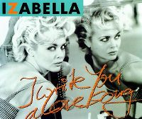 Cover Izabella - I Write You A Love Song