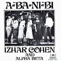 Cover Izhar Cohen & The Alpha-Beta - A-Ba-Ni-Bi