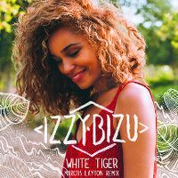 Cover Izzy Bizu - White Tiger
