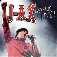 Cover J-Ax - Meglio Live!