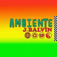 Cover J Balvin - Ambiente