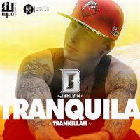 Cover J Balvin - Tranquila