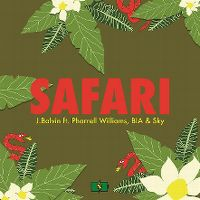 Cover J Balvin feat. Pharrell Williams, BIA & Sky - Safari