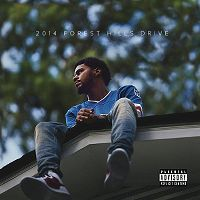 Cover J. Cole - 2014 Forest Hills Drive