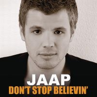 Cover Jaap - Don't Stop Believin'