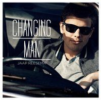 Cover Jaap Reesema - Changing Man