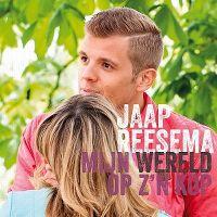 Cover Jaap Reesema - Mijn wereld op z'n kop
