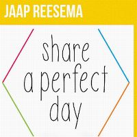Cover Jaap Reesema - Share A Perfect Day