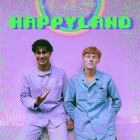 Cover Jacin Trill - Happyland