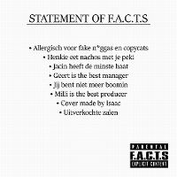 Cover Jacin Trill & Henkie T - F.A.C.T.S.