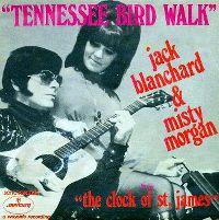 Cover Jack Blanchard & Misty Morgan - Tennessee Bird Walk