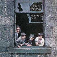 Cover Jack Bruce - Harmony Row
