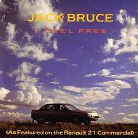 Cover Jack Bruce - I Feel Free