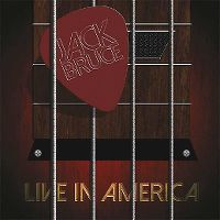 Cover Jack Bruce - Live In America