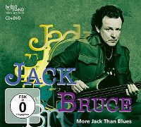 Cover Jack Bruce / HR Big Band - More Jack Than Blues