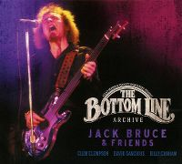 Cover Jack Bruce & Friends - The Bottom Line Archive