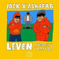 Cover Jack feat. Ashafar - Leven