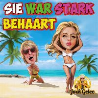 Cover Jack Gelee - Sie war stark behaart
