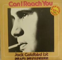Cover Jack Goldbird - Can I Reach You