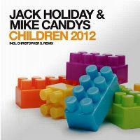 Cover Jack Holiday & Mike Candys - Children 2012