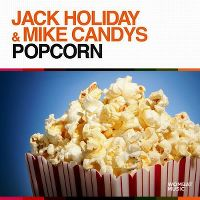 Cover Jack Holiday & Mike Candys - Popcorn