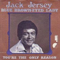 Cover Jack Jersey - Blue Brown-Eyed Lady