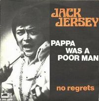 Cover Jack Jersey - Papa Was A Poor Man
