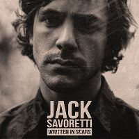 Cover Jack Savoretti - Written In Scars