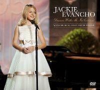 Cover Jackie Evancho - Dream With Me In Concert