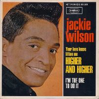 Cover Jackie Wilson - (Your Love Keeps Lifting Me) Higher And Higher