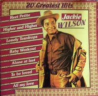 Cover Jackie Wilson - 20 Greatest Hits