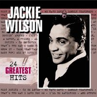 Cover Jackie Wilson - 24 Greatest Hits