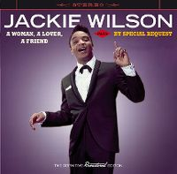 Cover Jackie Wilson - A Woman, A Lover, A Friend / By Special Request